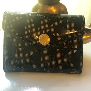 Michael Kors cash and card holders